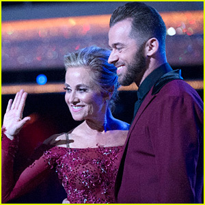 Maureen McCormick & Artem Chigvintsev Dance the Viennese Waltz on 'DWTS' - Watch Now!
