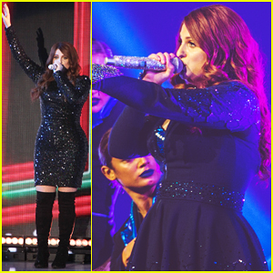 Meghan Trainor Has 'Legendary Night' At Sold Out Radio City Music Hall 'Untouchable Tour' Stop!