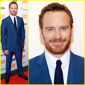 Michael Fassbender Is Guest Of Honor At Toronto International Film Festival Soiree!