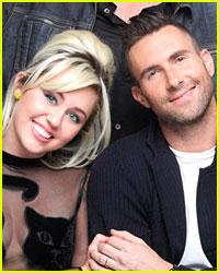 Miley Cyrus Calls Out Adam Levine on 'The Voice' - Watch!