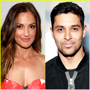 Minka Kelly & Wilmer Valderrama Reunite for Dinner Date