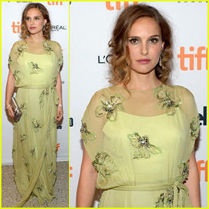 Natalie Portman Says Playing Jackie Kennedy Was 'Daunting'