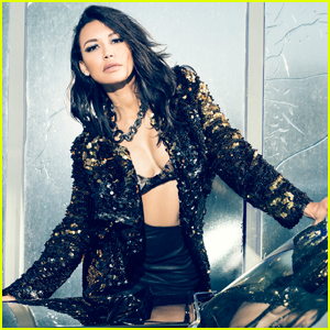 Naya Rivera Opens Up About Being a Mom in 'VVV Magazine'