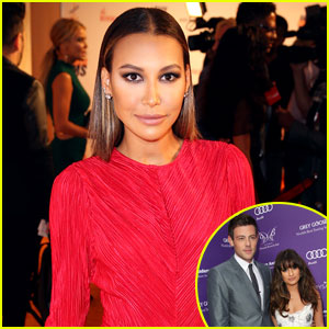 Naya Rivera Didn't Get Along With Lea Michele, But Knows She 'Could Actually Be Good' for Cory Monteith