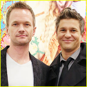 Neil Patrick Harris & David Burtka's Twins Look So Cute on First Day of Kindergarten!