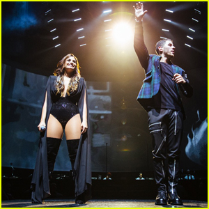 Demi Lovato & Nick Jonas Wrap 'Future/Now' Tour in Los Angeles