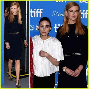 Nicole Kidman Opens Up About Adopting Children at TIFF 2016