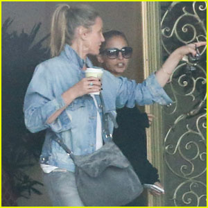 Nicole Richie Has Girls Day with Cameron Diaz Before Her Birthday!