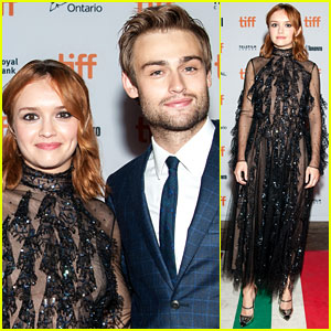 Olivia Cooke & Douglas Booth Premiere 'Limehouse Golem' at TIFF