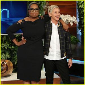 Oprah Makes Surprise Cameo in Ellen DeGeneres' Star-Studded 'Magic Michelle' Video!