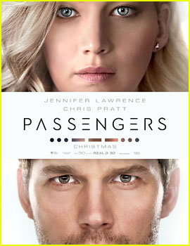 Chris Pratt & Jennifer Lawrence's 'Passengers' Teaser Trailer - Watch!