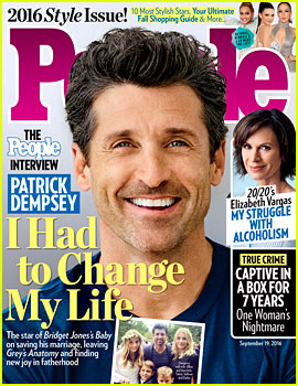 Patrick Dempsey on Fixing His Marriage: 'You've Got to Keep At It'