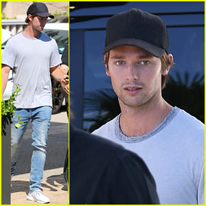 Patrick Schwarzenegger Has Some Issues With His GPS!