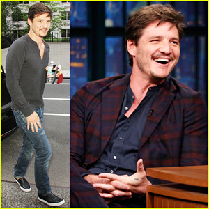 Pedro Pascal Reveals He Called in a Favor to Get Role on 'Game of Thrones'! (Video)