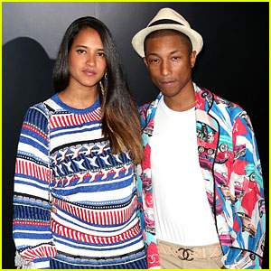 Pharrell Williams' Wife Helen Lasichanh is Pregnant with Second Child!