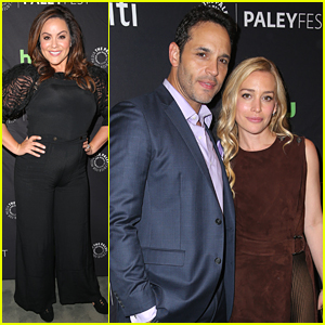 Piper Perabo & Daniel Sunjata Bring 'Notorious' To PaleyFest Fall Previews Event