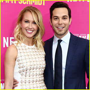 Pitch Perfect's Skylar Astin & Anna Camp Are Married!