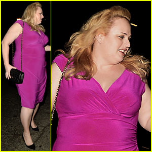 Rebel Wilson Has a 'Magical' Girls Night Out With Chrissie Fit!