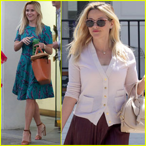 Reese Witherspoon Is Soaking Up the Last Days of Summer