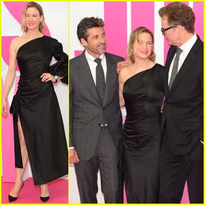 Renee Zellweger Brings 'Bridget Jones's Baby' to Berlin
