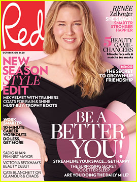 Renee Zellweger Talks Fame & Beyonce with 'Red'