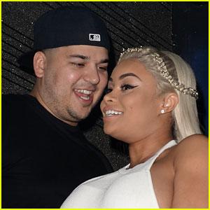 Did Rob Kardashian & Blac Chyna Split? Source Reveals 'They Are Together'