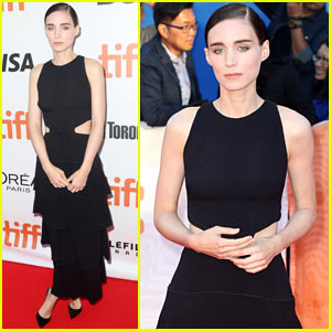 Rooney Mara Premieres 'The Secret Scripture' at TIFF!