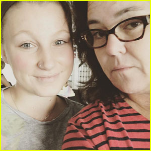 Rosie O'Donnell Tweets Update on Daughter Chelsea's Health After Reported Hospitalization