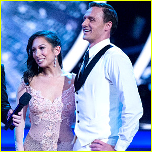 Ryan Lochte Gets Attacked By Audience Member During 'DWTS' - Watch Now