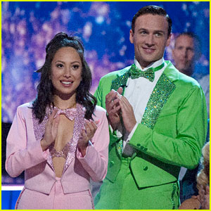 Ryan Lochte Dances to 'Muppet Show' Theme on 'DWTS' Week 2 - Watch Now!