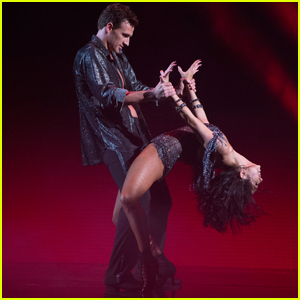 Ryan Lochte Does a Jason Derulo-Inspired Cha Cha for 'DWTS' Week 3 - Watch Now!