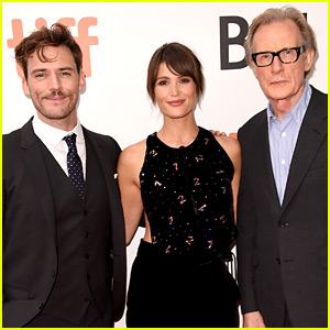 Sam Claflin's 'Their Finest' Gets Oscar Buzz at TIFF 2016!