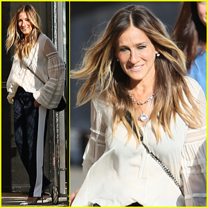 Sarah Jessica Parker Is 'Really Proud' Of New HBO Show 'Divorce'!