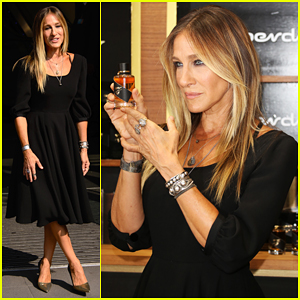 Sarah Jessica Parker Was 'Incredibly Impressed' After Meeting Kim Kardashian!