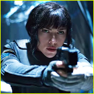 Scarlett Johansson's 'Ghost in the Shell' Releases 5 New Teasers - Watch Now!