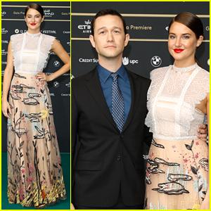 Joseph Gordon-Levitt & Shailene Woodley Premiere 'Snowden' at Zurich Film Festival