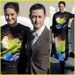 Joseph Gordon-Levitt & Shailene Woodley Promote 'Snowden' at San Sebastian Film Festival 2016