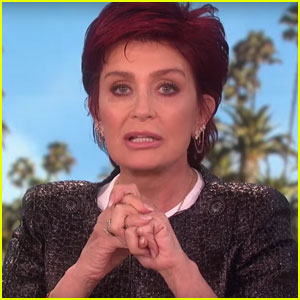 Sharon Osbourne Reveals She Had a Mental Breakdown Last Year