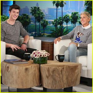 Shawn Mendes' First Tattoo Connects His Music & Family