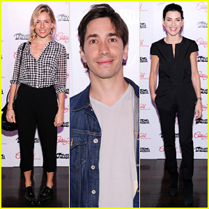 Sienna Miller, Julianna Margulies & More Live It Up At Celebrity Charades Gala 2016!