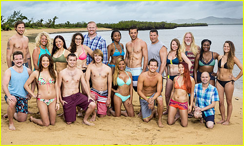 'Survivor' 2016 Cast - Meet 20 Millennials vs Gen X Contestants!