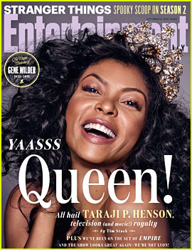 Taraji P. Henson on Her Success: 'Check Yourself Because People Pray to Be Here'