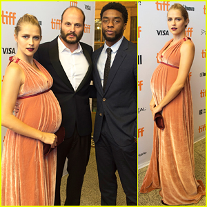Teresa Palmer & Chadwick Boseman Premiere 'Message from the King' At TIFF 2016 - Watch First Clip!