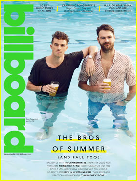The Chainsmokers Say VMA Performance 'Sounded Like Sh-t'