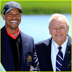 Tiger Woods Remembers Golfer Arnold Palmer After His Death