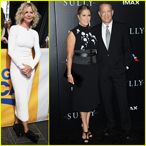 Tom Hanks & Meg Ryan Reunite In 'Ithaca'!