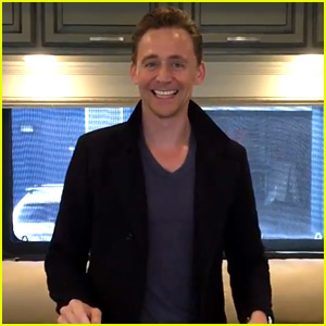 Tom Hiddleston Does Shakespeare Charades on Twitter (Video)