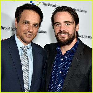 Vincent Piazza Supports Brooklyn Hospital at Annual Founders Ball