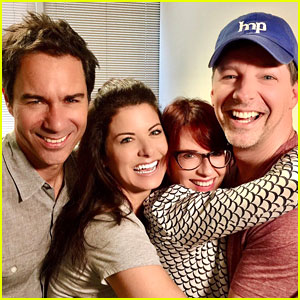 The Cast of 'Will & Grace' Reunite 10 Years Later!