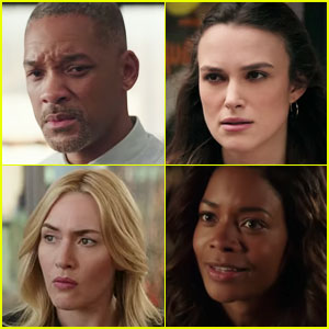 'Collateral Beauty' Trailer Brings Together Lots of Stars - Watch Now